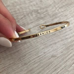 Warrior Bangle Bracelet